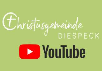 YouTube Christusgemeinde Diespeck