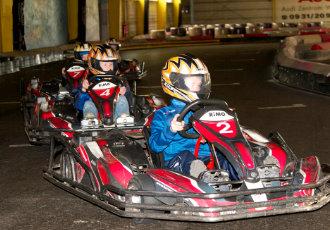 Events z.B. Kartfahren
